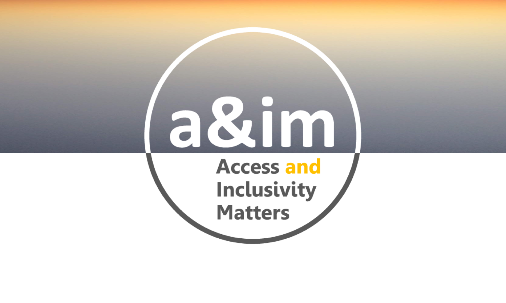 Access & Inclusivity Matters